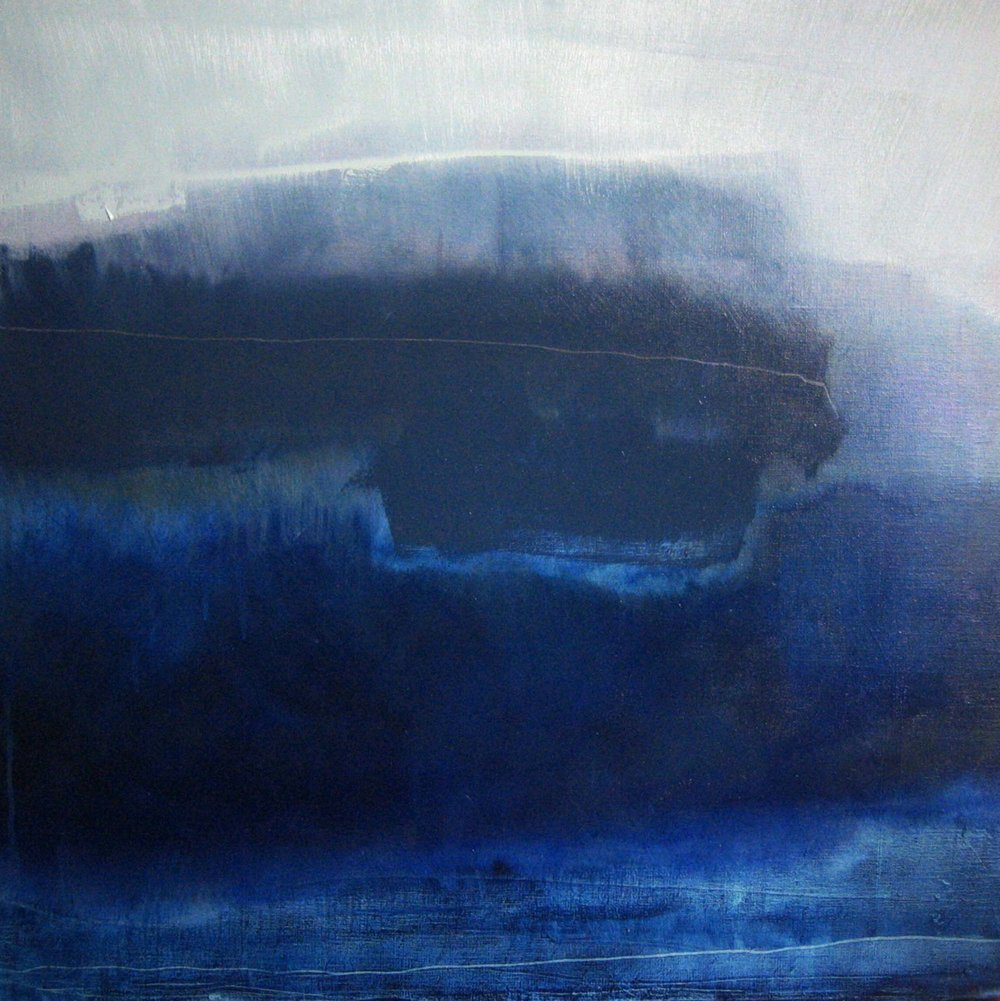 Leah Beggs 2009 - Pier at Dusk, Connemara - Oil on canvas 70 x 70cm (1)_sml.jpg
