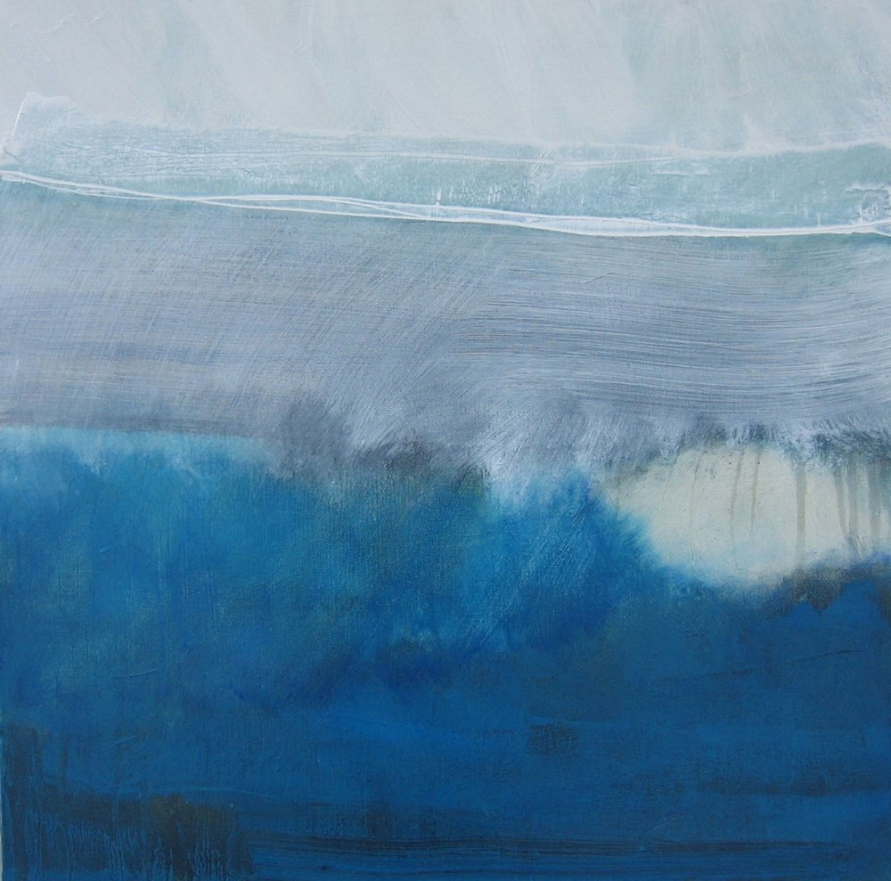 Leah Beggs 2009 - Waters Edge  - Oil on Canvas - 60 x 60cm_sml.jpg