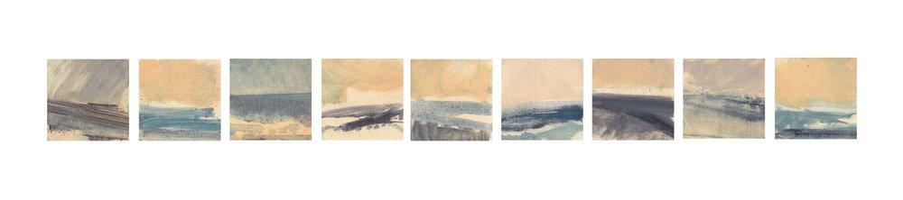 'BEACH AT AILEBRACK'