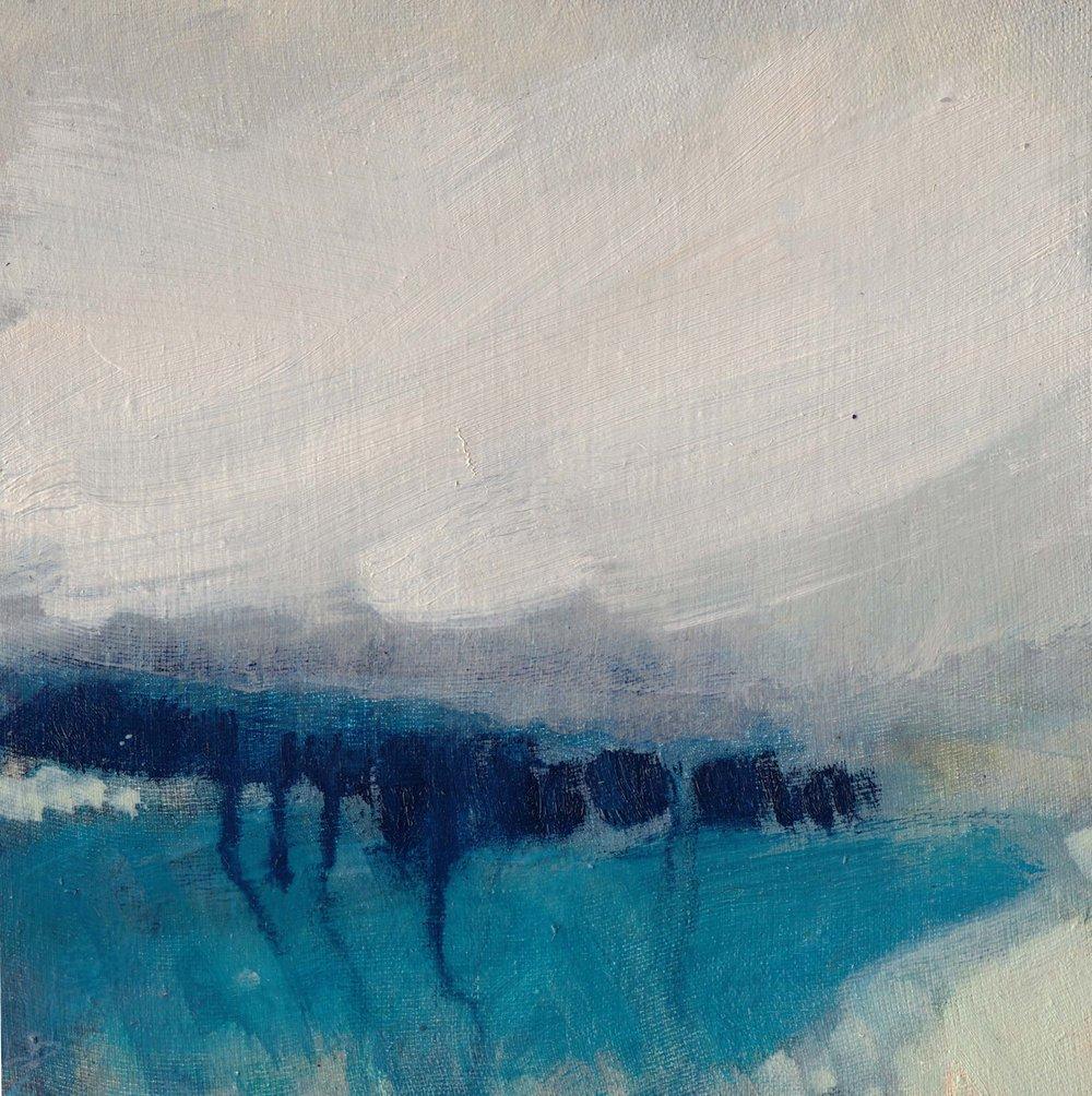 'STORMY BEACH'