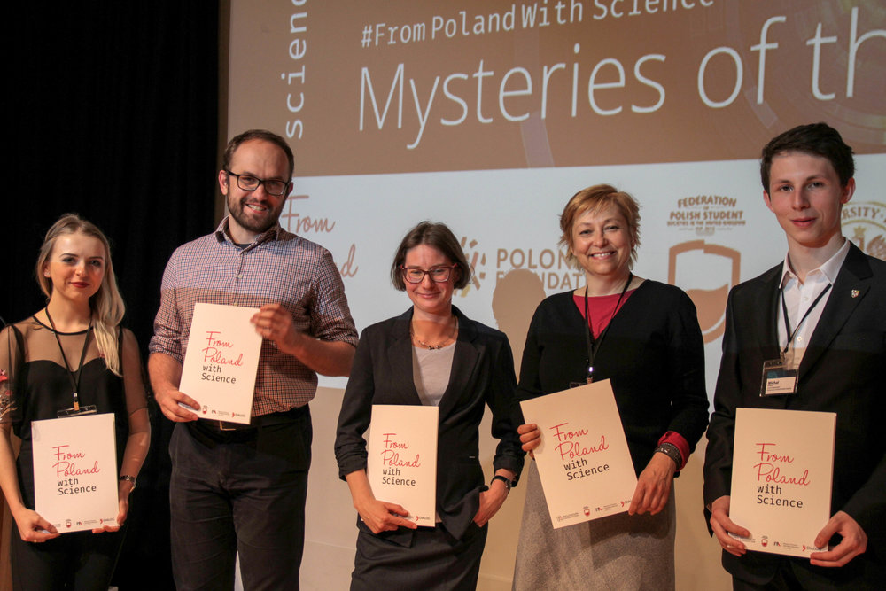 From Poland with Science -