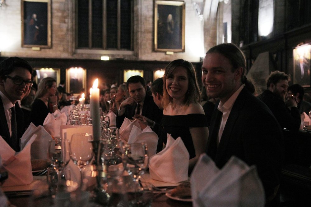 Academia with Saturday DinnerEarly Bird£60 - [limited amount]For participants with an academic affiliation or an R&D position outside academia, and for those who finished their studies/PhD in 2017 or 2018 Price includes Saturday Dinner at Baliol College