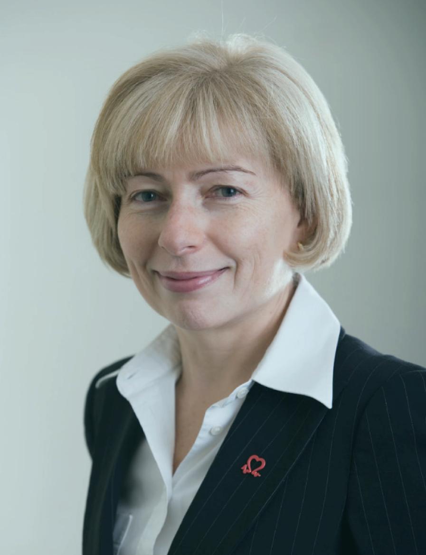 Prof. DameAnna Dominiczak - University of GlasgowTalk title: Precision Medicine