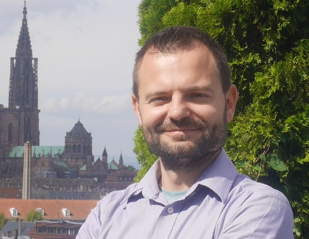 Dr. Paweł Dydio - University of StrasbourgNature-inspired catalysis for modern organic synthesis