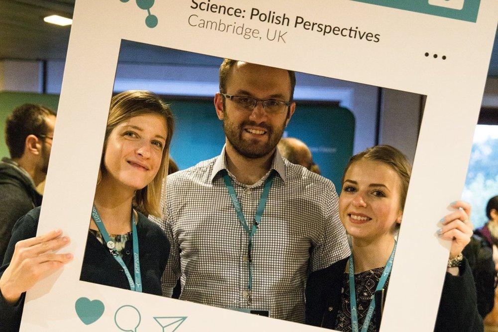 Science: Polish Perspectives Conference - Cambridge, UK | 3-4 Nov 2017