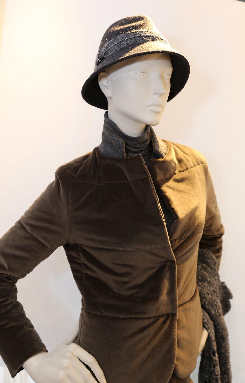 Fabiana Filippi Velvet Jacket