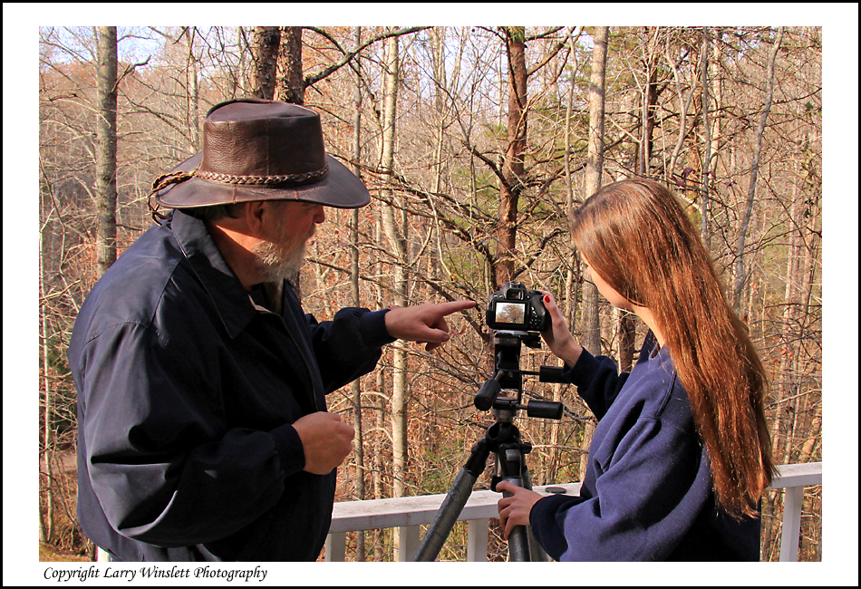 Larry Winslett  - Nature Photography excursions to North Georgia, New Mexico, Nova Soctia and more!