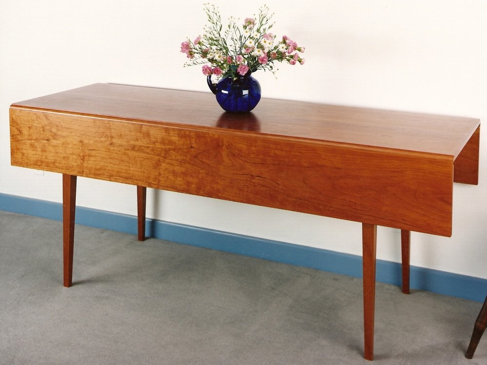 Attrayant Harvest Dining Table, Drop Leaves