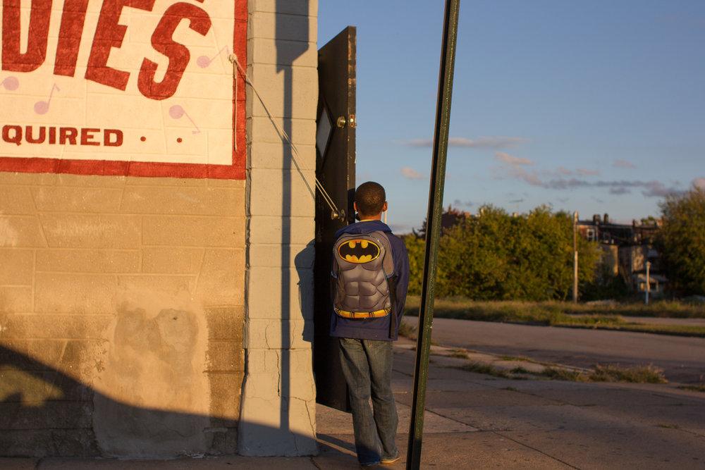 Batman , John Patterson
