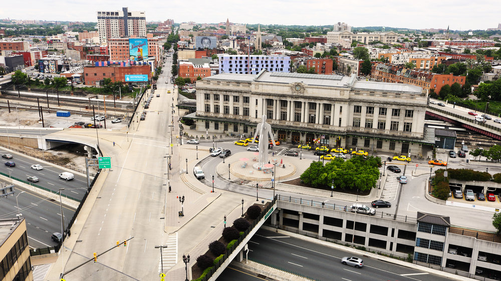 Penn Station , Jessica Pettiford