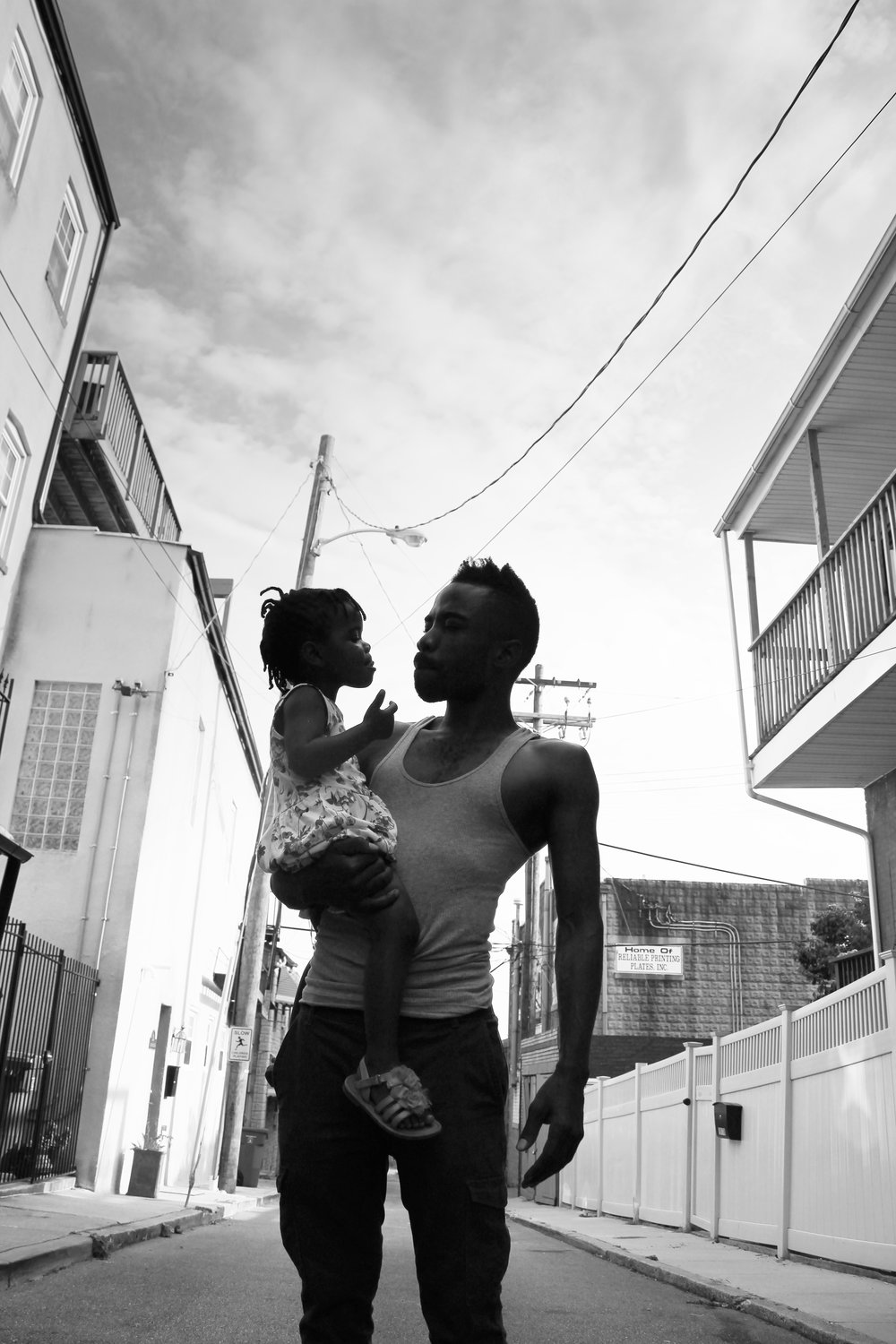 """Home is odds, guidance, groove."" – Jamal & Oriah"