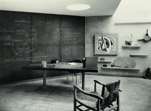house for a young man. le corbusier, pierre jeanneret & charlotte perriand