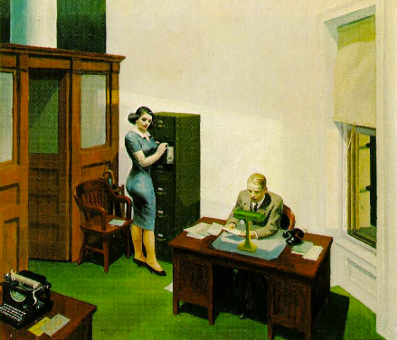 edward hopper. 1940