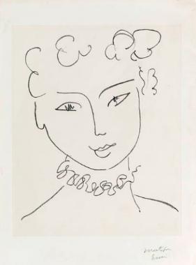 madame pompadour. 1951