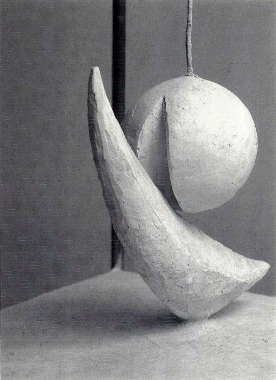 suspended ball. 1931