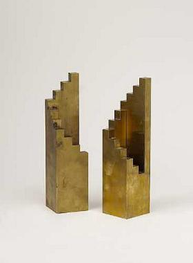ohne titel. treppe. 1922