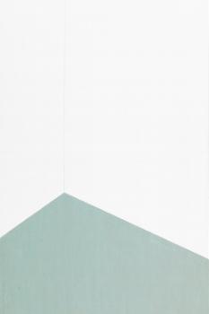 drywall in artist frame. 2015