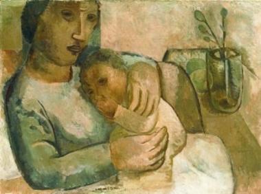 maternidade. 1931