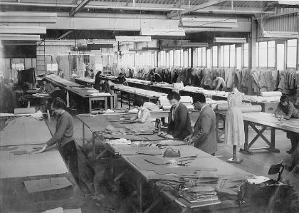 gawler manufacturing company, south australia. 1940s