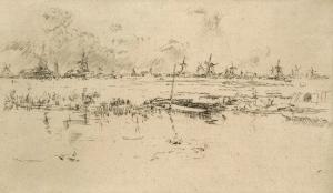 etching. 1889