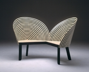 bench for two. 1989