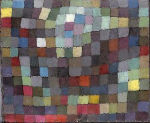 La genèse du visible. 1925