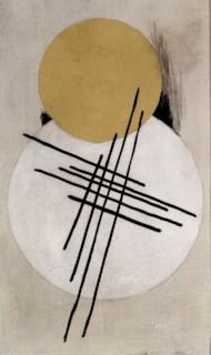 Non-Objective Composition. c1920