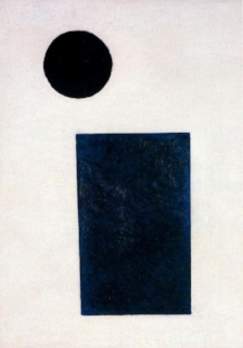 rectangle and circle. 1915