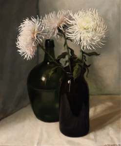 Still life with Chrysanthemum. 1932
