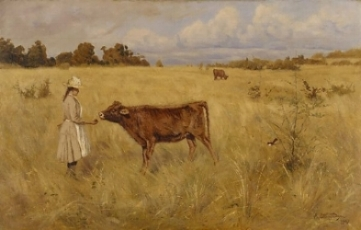 Arthur Collingridge. 1890