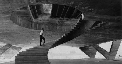 Museum of Modern Art, Rio de Janeiro. 1955