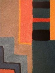 Tapis pour la maison. Gobert a Bruxelles. 1927