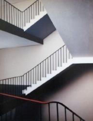 Stairwell Treppenhaus. 1995