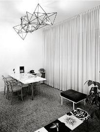 East 58th Street Office. 1951