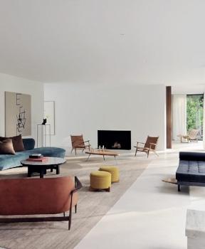 Residence DD, Belgium by studio Daskal Laperre