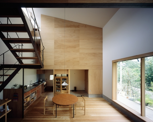 House in Mure, Tokyo, by T Teshima Architects. Completed 2016