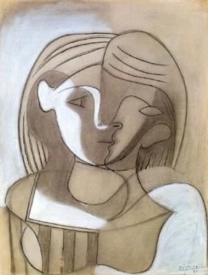 Tête de femme. 1926