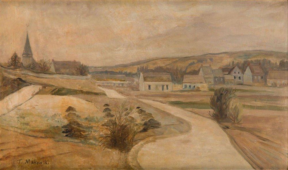 1 Village de Gadencourt, 1926