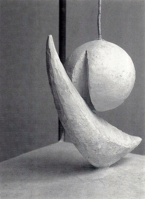 Suspended ball, 1931