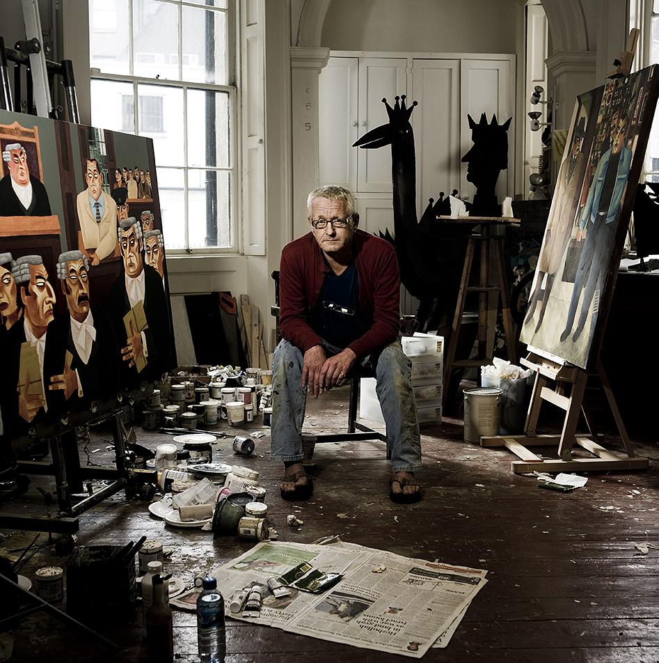 Graham Knuttel - Artist
