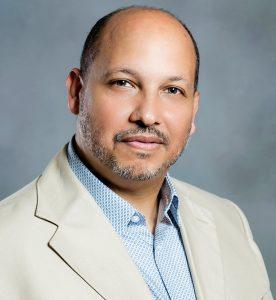 Headshot of Jorge Amaro.