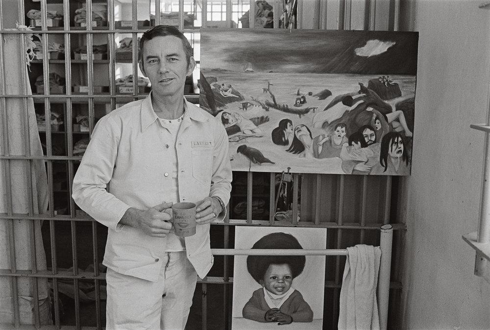 Bruce Jackson, Cummins Prison, Arkansas, 1975