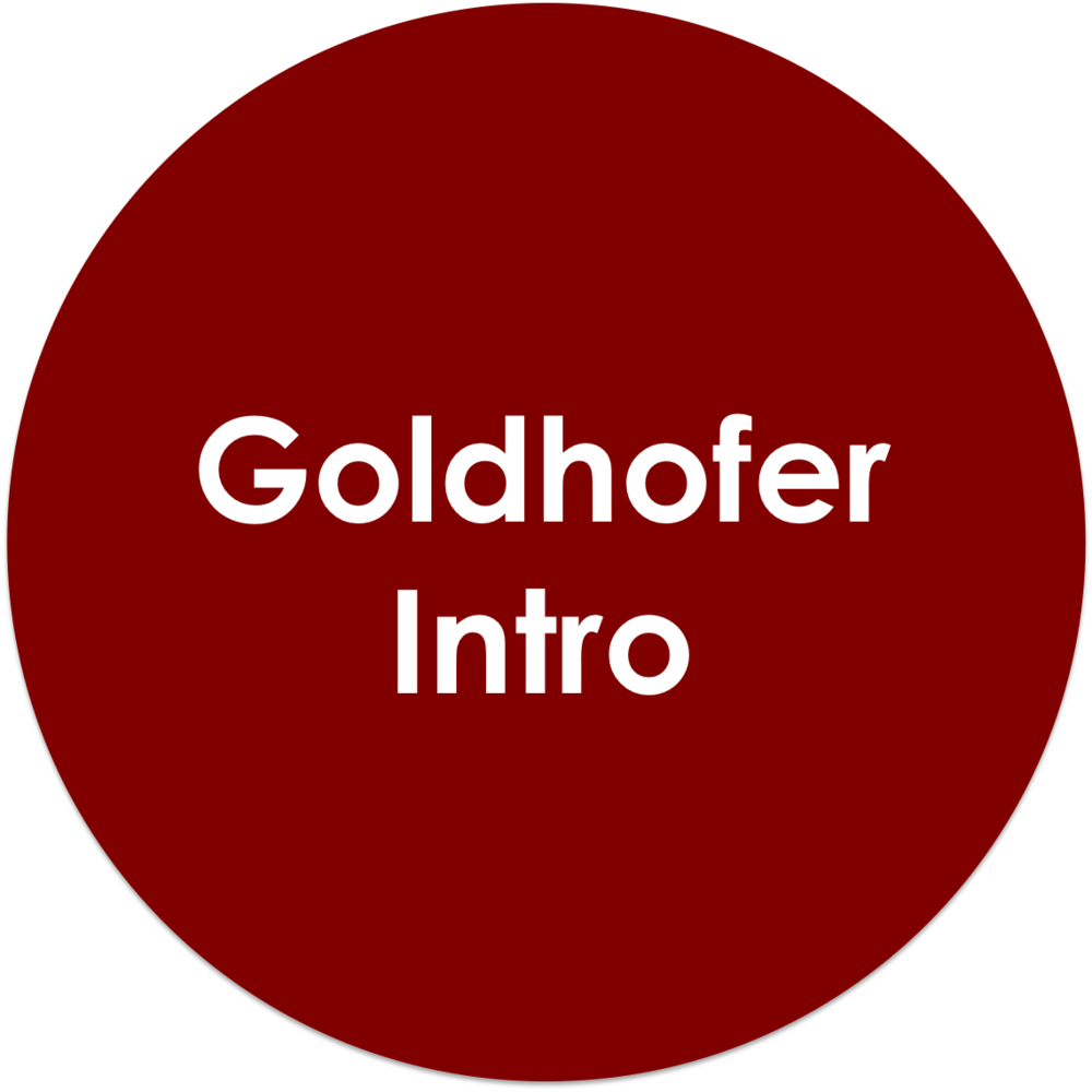 Intro to Goldhofer