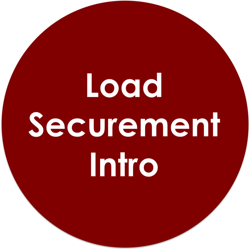 Intro to Load Securement
