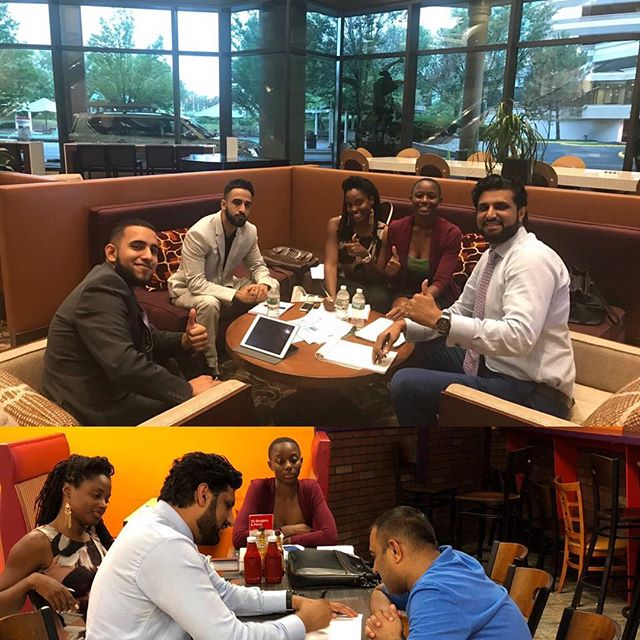 POWER SESSION with a successful business man from the UK who reached the TOP of his game, COC SVP Salman Sardar. Learning directly from a gentleman who is part of an elite group of 36 champions out of millions of people was such an honor. I am in the industry of helping people. Each one teach one and always leaning from the BEST! #blessed #blessings #success #champion #business #businesswoman #entrepreneur #entrepreneurship #matrix #globaltakeover @itsqueenkeekee let's gooo