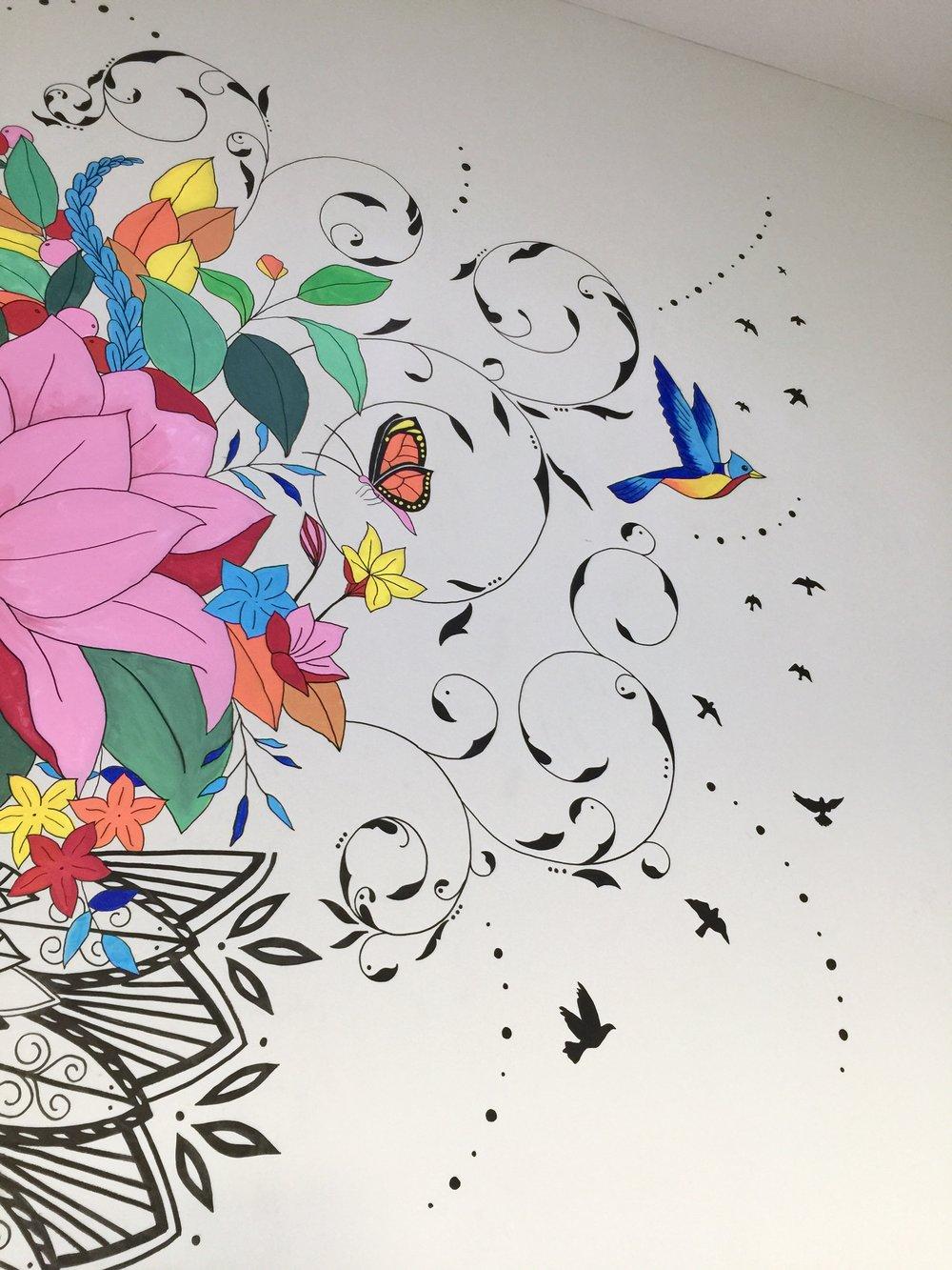 Floral Mandala Mural Detail.jpg