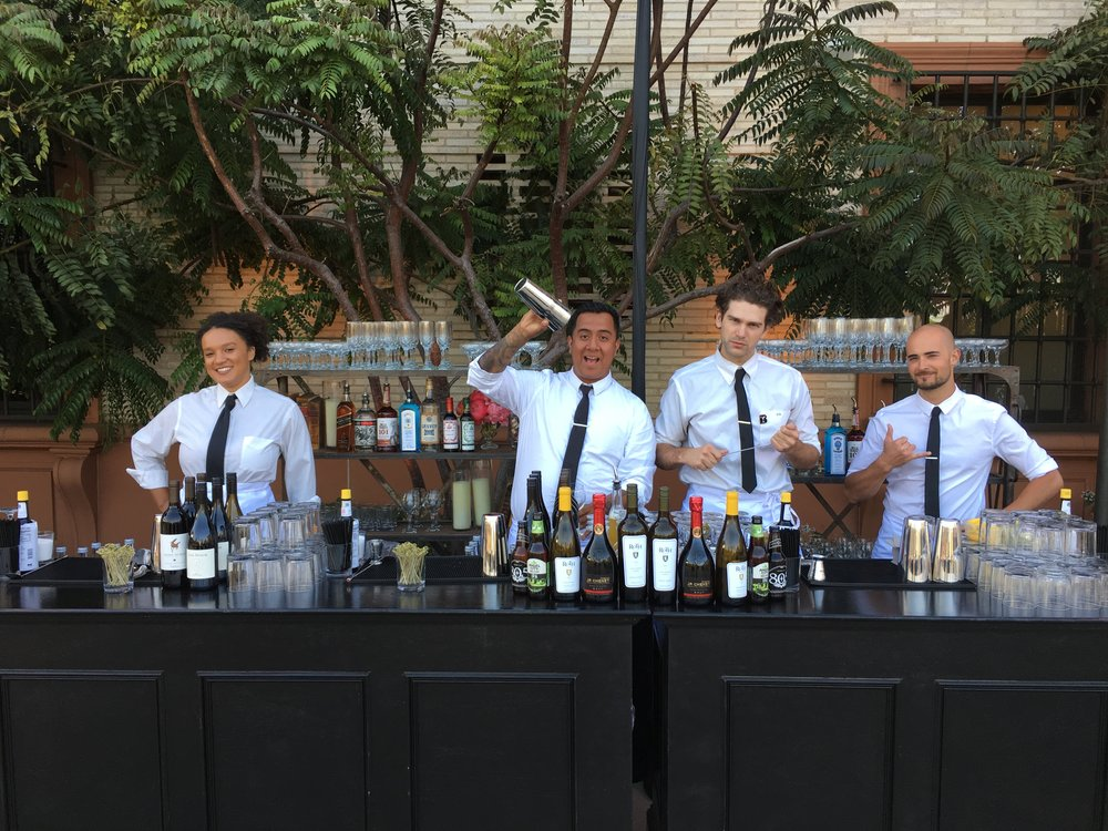 BARLINGAUL BARTENDERS EVENTS