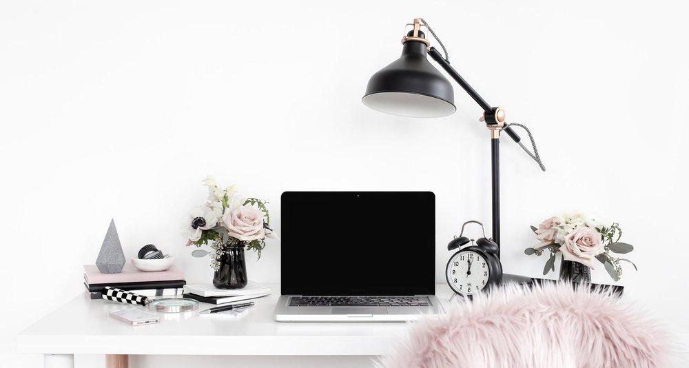Update or Maintain my website - Donna Halme Designs