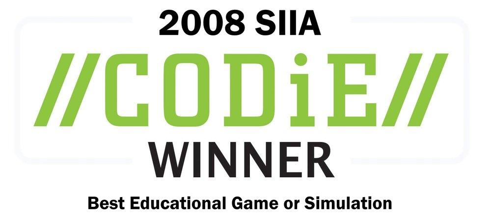 CODiE Winner 2008.jpg