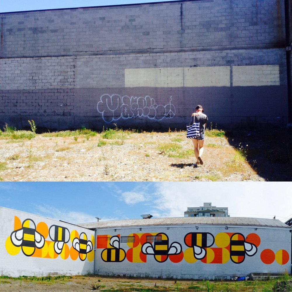 5th & Pine - Before & After